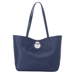 Sac Shopping Cavalcade en Cuir - Longchamp