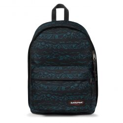 Sac à Dos Out of Office Scribble Blue Mountains - Eastpak