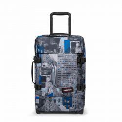 Valise Cabine 2 Roulettes Tranverz S (TSA) Chroblue - Eastpak