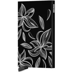 Porte-Cartes Cardprotector Laser Magnolia en Aluminium - Secrid
