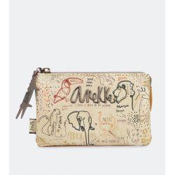 Porte-Monnaie Safari en Synthétique - Anekke