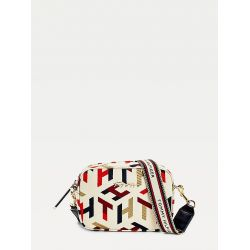 Sac Travers Iconic Tommy en Synthétique - Tommy Hilfiger