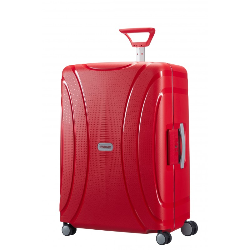 Valise rigide American Tourister Lock'n'Roll 69 cm Formula Red rouge ccEX9