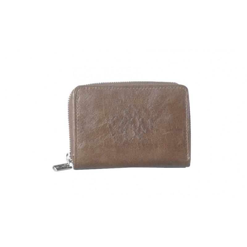 f5b3554b804 Porte-Monnaie et Cartes en Cuir Brillant - Arthur   Aston