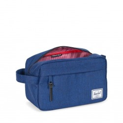 Trousse de toilette Herschel Chapter Eclipse Crosshatch bleu AjS0t