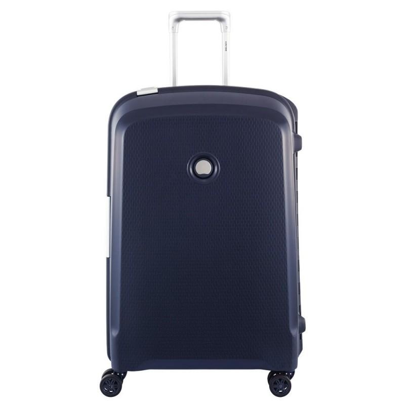 Valise rigide Delsey Belfort Plus 70 cm Bleu AquqM6J7t9