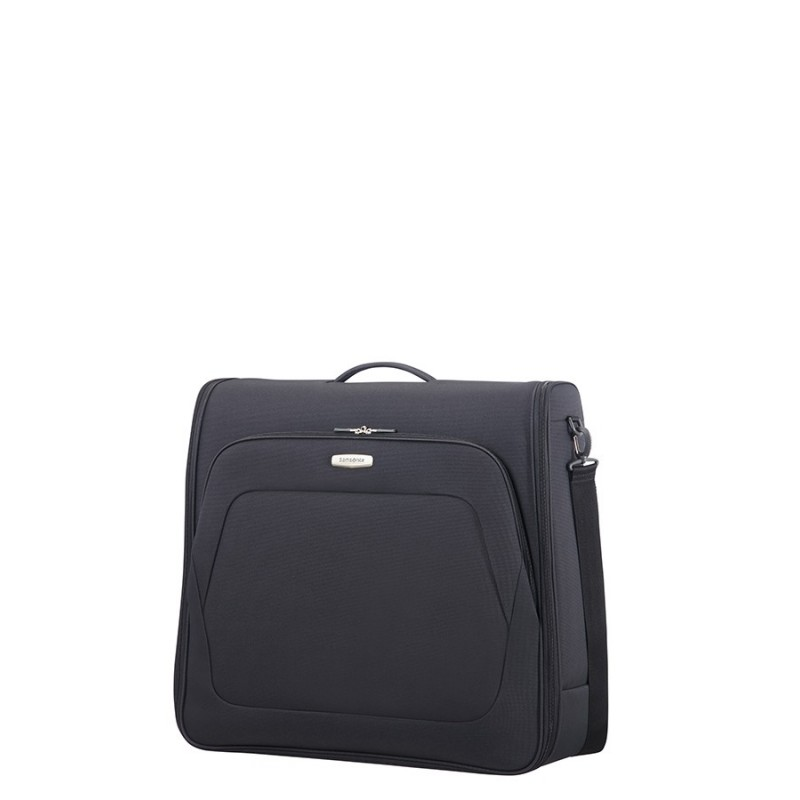Valise cabine souple Samsonite Spark SNG Top Pocket 55 cm Petrol Bleu leh2Vy