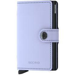 Porte-Cartes et Billets MiniWallet Cuir Matte - Secrid
