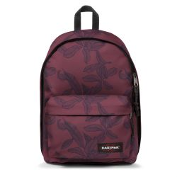 Sac à Dos Out of Office Leaves Merlot - Eastpak