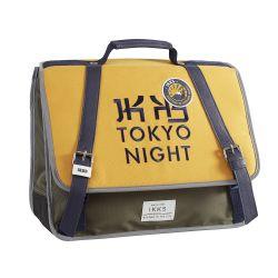 Cartable 38cm Backpacker in Tokyo Citrus - IKKS