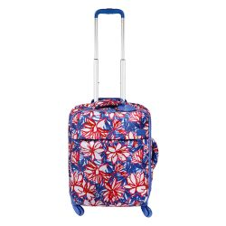 Valise Cabine Spinner 55cm Souple Blooming Summer - Lipault