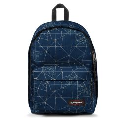 Sac à Dos Out of Office Cracked Blue - Eastpak