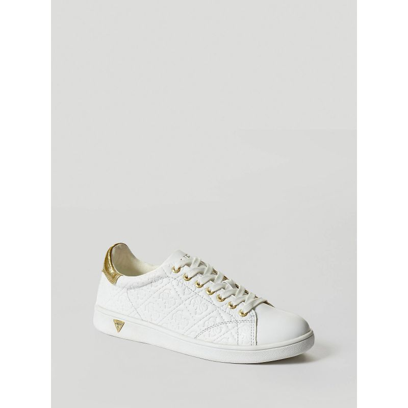 Basket Guess Blanches
