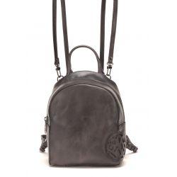 Petit sac à dos Dicky en Cuir teinté - Arthur & Aston