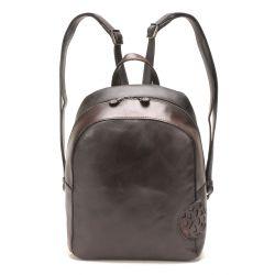Grand sac à dos Dicky en Cuir teinté - Arthur & Aston