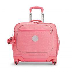Kipling Pilot Case Manary Pink Flash