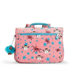 Cartable 32 cm New School en Toile - Kipling
