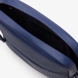 Sacoche Zippée L.12.12 Concept en Toile enduite piquée - Lacoste