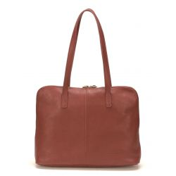 Sac Shopping Camille en Cuir Vachette - Arthur & Aston