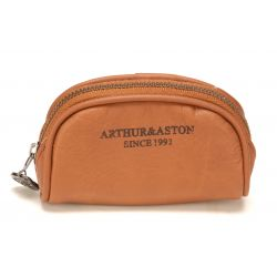 Porte-Monnaie Ashley en Cuir Vachette - Arthur & Aston
