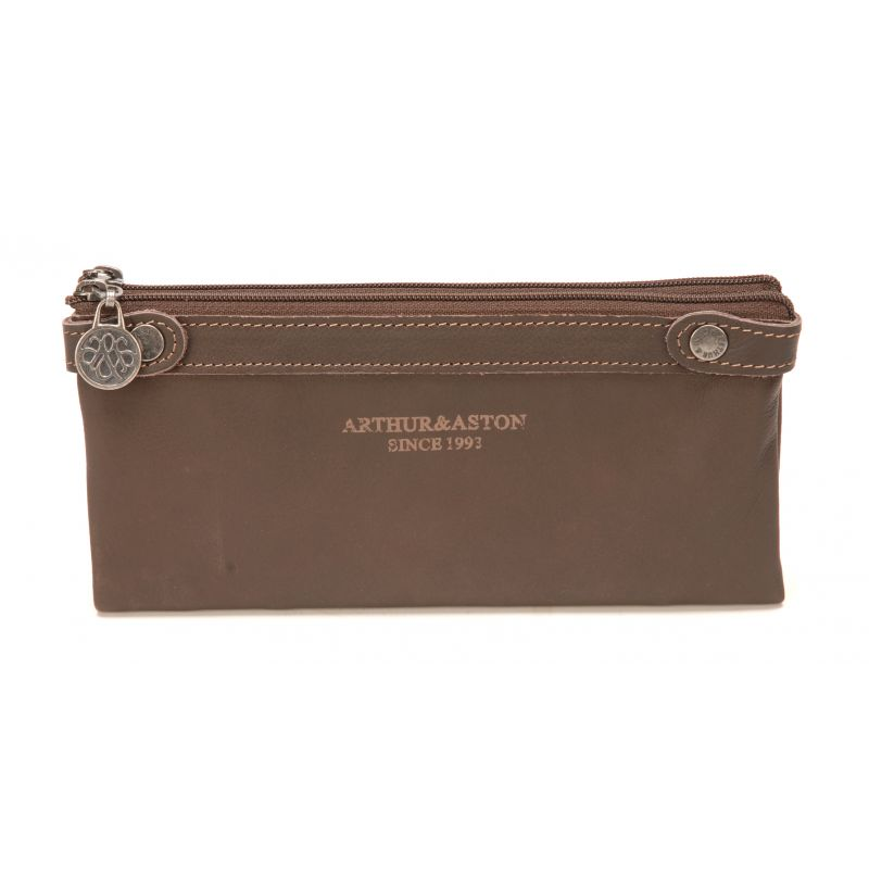 Portefeuille Ashley en Cuir Vachette - Arthur & Aston