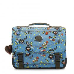 Cartable Preppy 41 cm en Toile - Kipling