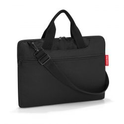Sacoche Ordinateur Netbookbag Black en Toile - Reisenthel