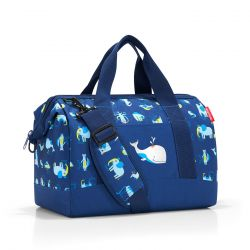 Sac de Voyage Allrounder M Kids ABC Friends Blue en Toile - Reisenthel