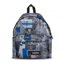 Sac à dos Padded Pak'r Blackout BW - Eastpak