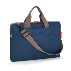 Sacoche Ordinateur Netbookbag Dark Blue en Toile - Reisenthel