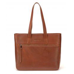Sac Shopping Hazel en Cuir de Vachette - Arthur & Aston