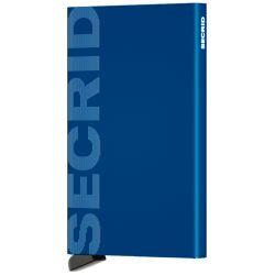 Porte-Cartes Cardprotector Laser Logo en Aluminium - Secrid