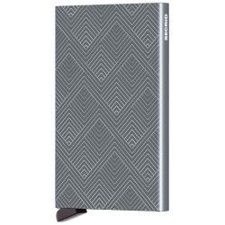Porte-Cartes Cardprotector Laser Structure en Aluminium - Secrid