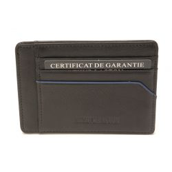 Porte-Cartes Plat Ennis en Cuir - Arthur & Aston