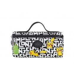 Trousse Le Pliage Pokemon en Toile - Longchamp