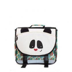 Cartable 35 cm Rototos le Panda en Toile - Les Déglingos