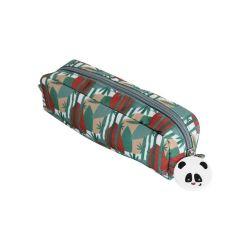 Trousse Simple Rototos le Panda en Toile - Les Déglingos
