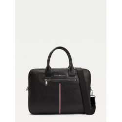 Porte-Ordinateur TH Downtown Slim en Synthétique - Tommy Hilfiger