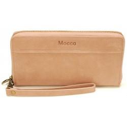 Compagnon cuir Mocca - M61-256