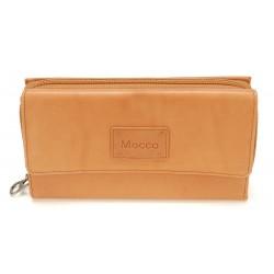 Compagnon cuir Mocca - M56-158
