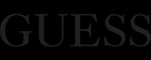 Pochette Logo Felix Blanche en Synthétique Guess
